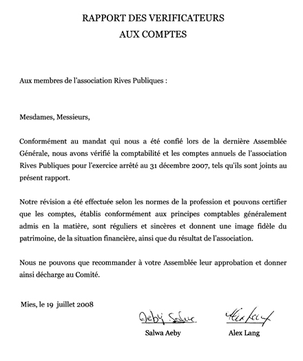 rapport_2009